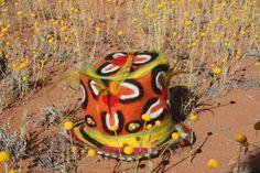 Alice Springs Beanie Festival handmade woolly hats yarn crochet knit felt craft art www.beaniefest.org