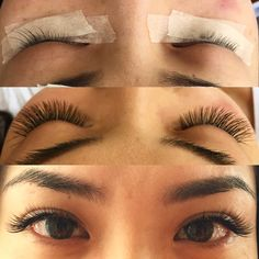 Lash extensions by MJ