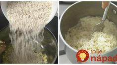 Keď to vyskúšate raz, k starému spôsobu sa už nevrátite: Perfektný zlepšovák ako pripraviť vždy dokonalú ryžu, bez obáv, že vám prihorí!
