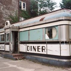 ✿∞✿Old NJ diner✿∞✿                                                                                                                                                     More