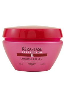 For Color-Treated Hair: Kérastase Chroma Chroma Reflect MasqueNot only will this treatment ($48.60,drugstore.com) leave hair feeling soft and smooth, but it amplifies shine, so your hair sparkles like it did pre-dye job.
