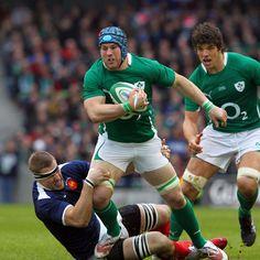 Sean O'Brien <3 and Donncha O'Callaghan