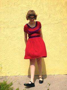 I made a muse dress