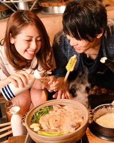 You know Kiritanpo pots? Come and have a great time with Namahage here! @ AKITA DINING NAMAHAGE Ginza  #아키타 #기리탄포 #니혼슈 #먹방 #일본요리 #なまはげ #銀座 #秋田県 #郷土料理 #日本酒 #きりたんぽ #japankuru #akita #100tokyo #ginza #namahage #food #delicious #sake #cuisine #tradition #秋田 #料理 #美食 #美味