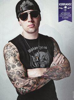 Avenged Sevenfold Kerrang! Posters - M. Shadows