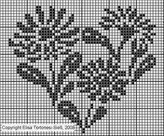 ELISA TORTONESI-Sieß Flowers, heart