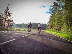 So yet another year has passed, and it's time to reflect on the kilometers and hours spent in the saddle. As 2016 was the worst cycling-wise, I was looking for a year to get back on track. Back On Track, Cycling, Country Roads, How To Get, Blog, Biking, Bicycling, Riding Bikes, Cycling Gear