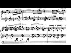▶ Igor Stravinsky - Piano Sonata (1924) (WITH SCORE) - YouTube
