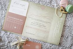 The bespoke wedding folder invitation with calendar pocket, map insert and delicate lace trimming. Save The Date Invitations, Invites, Wedding Invitations, Protea Wedding, 24 September, Seating Cards, Pink Tone, Timeless Wedding, Wedding Save The Dates
