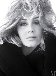 Adele Queen Of Hearts Vanity Fair Adele Love Adele 25 Beautiful Celebrities