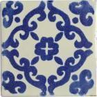 Blue Kiosco Talavera Mexican Tile