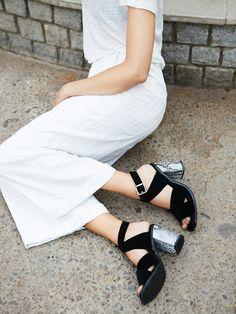 Sol Sana Break of Dawn Heel at Free People Clothing Boutique