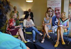 Koningin Máxima bezoekt Stichting Talentcoach in Den Haag | ModekoninginMaxima.nl
