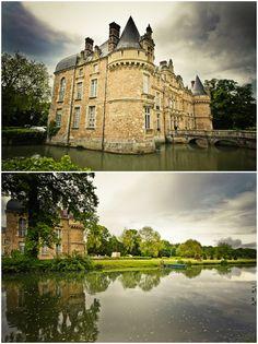 Chateau d'Esclimont - France