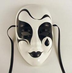 Visions of Venice / Venetian Masks / Venetian Carnevale Masks / Volto Carnevale