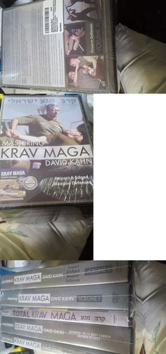 DVDs Videos and Books 73991: Mastering Krav Maga Self Defense (Vol. Ii) 5 Dvd Set -> BUY IT NOW ONLY: $69.99 on eBay!