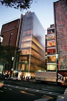 Maison Hermes. Tokyo