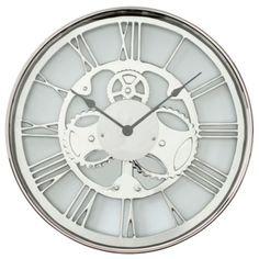 Metal Gear Clock from Z Gallerie