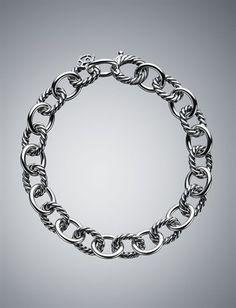 Love the DY link bracelet