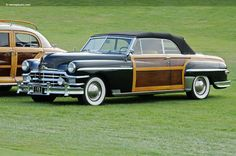 1949 Chrysler Town & Country..Re-pin brought to you by agents of #carinsurance at #houseofinsurance in Eugene, Oregon