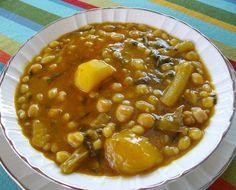 (Fotos Sabores de Viena).      Cualquiera que no haya estado en la Vega Baja del Segura seguro que no conoce esta receta. En Orihuela, C...
