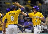 LSU Baseball! LSU Baseball! LSU Baseball!