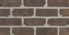 Glen-Gery Brick: Ellsberry is a red tumbled facebrick from the Bigler Plant. #brick #glengery #home #interior #house #home #exterior