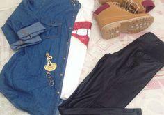 Mais uma sexta-feira, ueba!!!  Hoje tem look Estilo Banggood lá no Blog, que tal passar lá pra dar uma espiada?! http://jeanecarneiro.com.br/estilo-banggood-look-com-bota/ #banggood #banggoodbrasil #banggoodfashion #estilobanggood #meuestilo #style #estilo #moda #fashion #bota #tshirt #camiseta #stylemoi #lelule #lookdodia #blogger #fashionblogger #blogueira #blogueirabaiana #bahia
