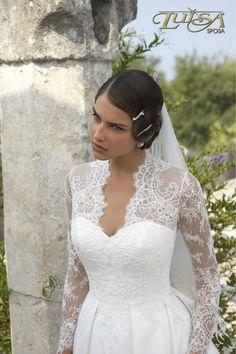 Abito da Matrimonio Sposa a Padova: Collezione 2012 - Diemme Sposi