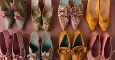 """Adorable shoes from the movie """"Marie Antoinette"""" (2006) ღ"""