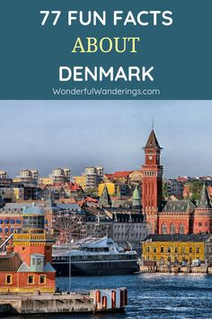 77 Interesting Denmark facts Traveling to Denmark soon? Check these Denmark facts to learn about Copenhagen, living in Denmark, the culture of Hygge, food in Denmark and much more. Visit Denmark, Denmark Travel, Denmark Map, Denmark Food, Europe Travel Tips, European Travel, Travel Destinations, Budget Travel, Travel Guide