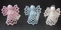 Ravelry: White Christmas Tree Crochet Pattern pattern by
