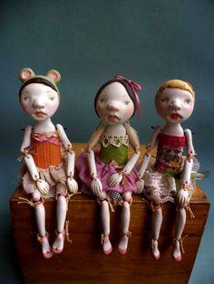 Petuqui: Tres petuquis