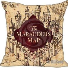Funky Harry Potter Cushions