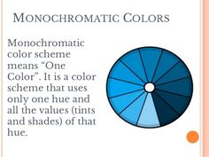 Tetradic double complementary scheme richest of all - Split complementary colors definition ...