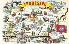 Tennessee Map. WE HAVE TENNESSEE ON THE MAP, WHERE OLIVERIO ITALIAN STYLE PEPPERS HAVE SHIPPED TOO.