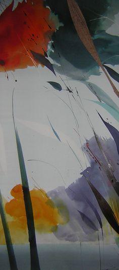 Cuadro Pintura decorativa acrilica de la Pedrera. Tienda de cuadros ...