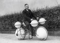 As 15 invenções mais estranhas da história!