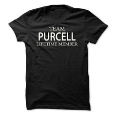 I Love Team Purcell Shirts & Tees