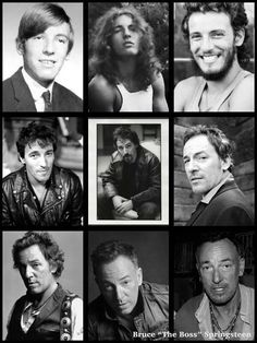Check out Bruce Springsteen @ Iomoio American Music Awards, Elvis Presley, Good Music, My Music, Rock And Roll, Blue Soul, The Boss Bruce, Bruce Springsteen The Boss, E Street Band