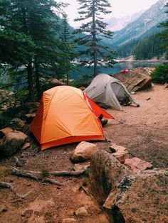 Eight mile lake, Leavenworth, WA | marjorykirstie | VSCO Grid