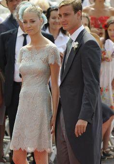 Beatrice Borromeo e Pierre Casiraghi al matrimonio dello zio il 2 luglio 2011: Foto - Di•Lei - Donne