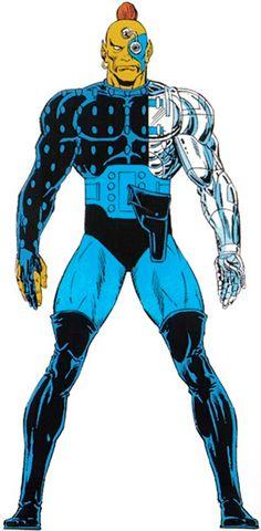Raza - Marvel Comics - Starjammers - X-Men ally - Alien - Shi'ar