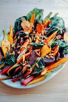 Roasted Vegetable Sa