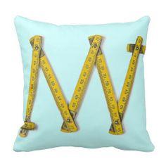 folding ruler zig zag pillow