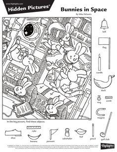 2015년 9월 숨은그림찾기 2편, 어린이 숨은그림찾기, Hidden Pictures : 네이버 블로그 Hidden Object Puzzles, Hidden Picture Puzzles, Hidden Objects, Library Activities, Craft Activities For Kids, Childrens Word Search, Coloring For Kids, Coloring Pages, Hidden Pictures Printables