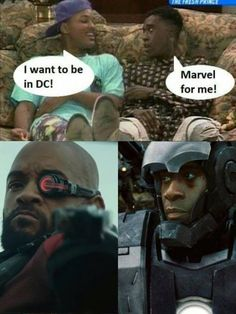 DC & Marvel - more at http://www.thelolempire.com