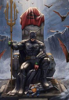 Difference between Batman & Daredevil
