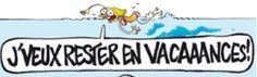 """""""Je veux rester en vacances"""" #Luz #CharlieHebdo Moi aussique c bon!Quel fou rire @laurent_leger @PatrickPelloux"""