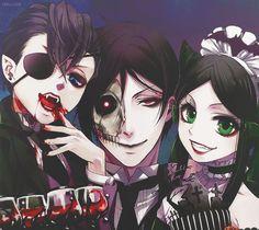 Black Butler △ ▼